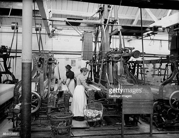 Early's Blanket Factory Witney Oxfordshire 1897 Witney has long been famous for the manufacture of blankets references to the woollen industry in the...
