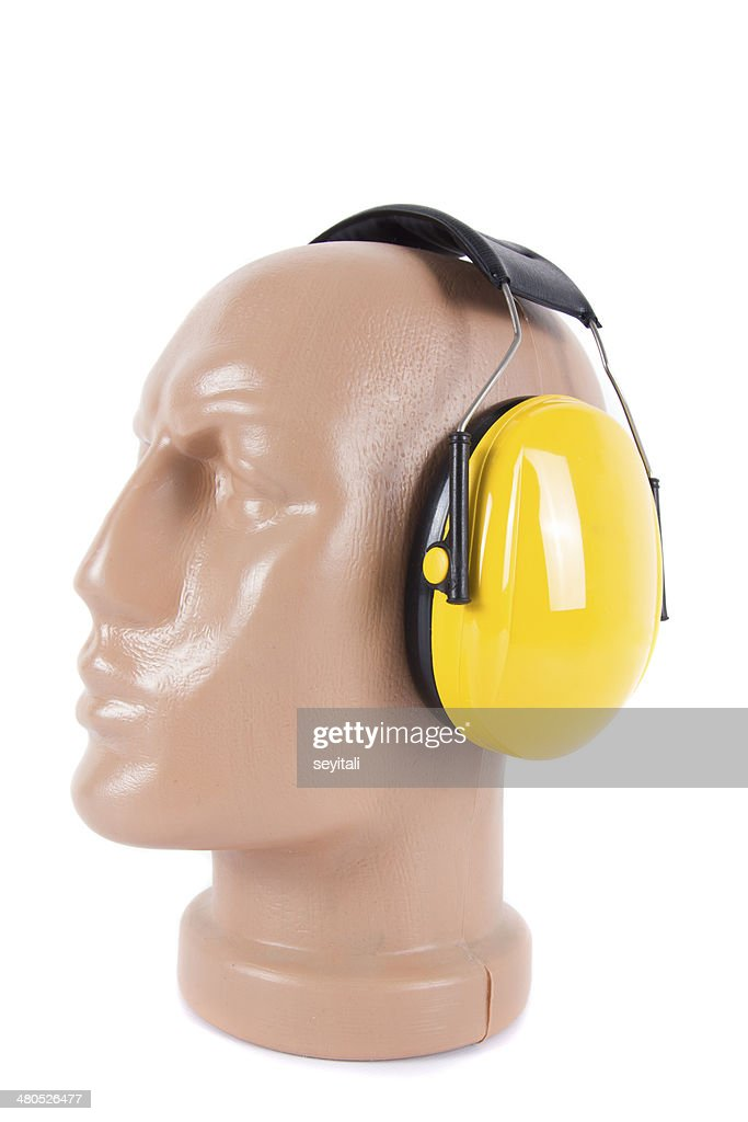 Earmuff : Stock Photo