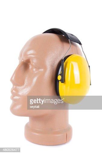 Ohrenschützer : Stock-Foto