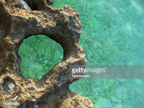 Earth and Water : Stock Photo