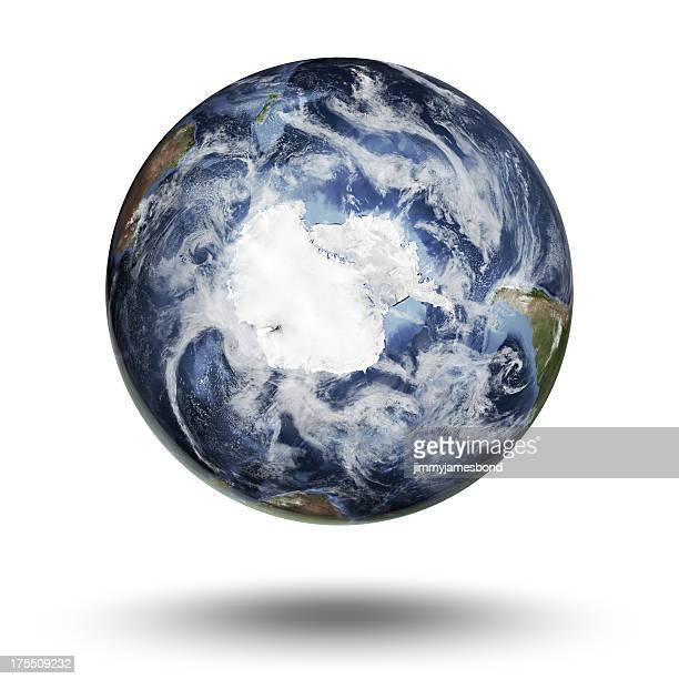 Earth - Antarctica Southern Hemisphere