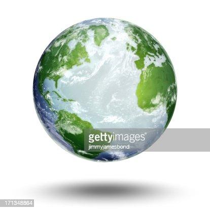 Earth - Atlantic Ocean