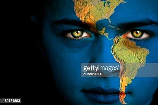 Earth Boy - Latin America