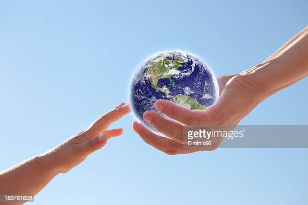 Earth future -Americas-