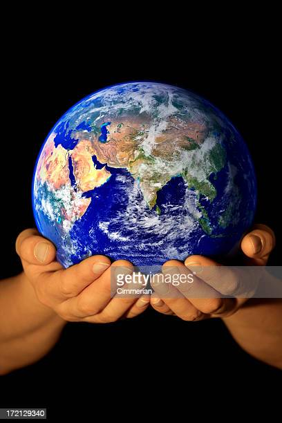 Earth in my hands - Asia