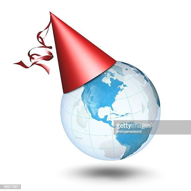 Earth Party - Americas Western Hemisphere