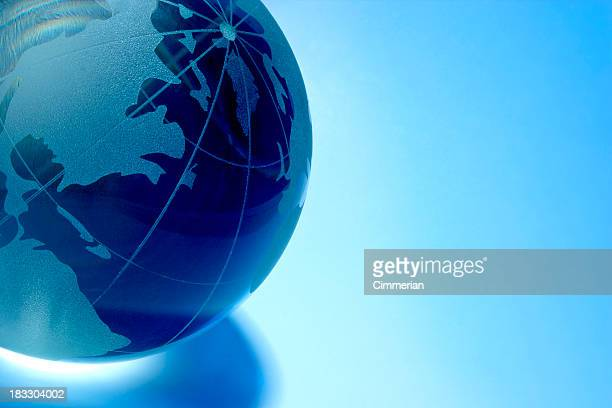Earth with copyspace