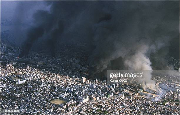 Earthquake In Kobe Japan On January 17 1995 Earthquake in Kobe