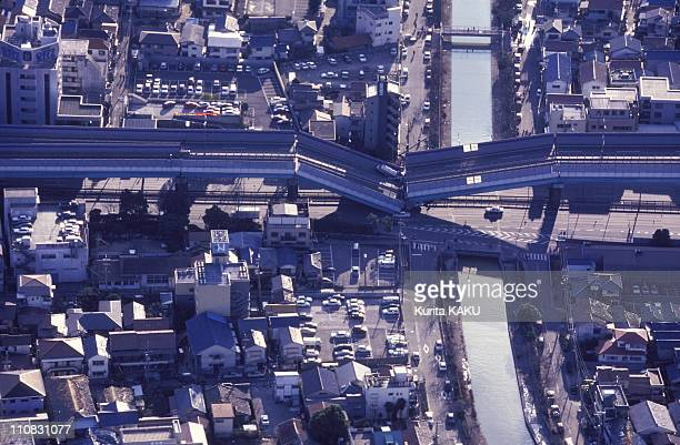 Earthquake In Kobe Japan On January 17 1995 Earthquake