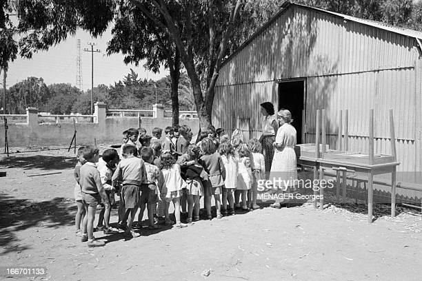 Earthquake Of Agadir In 1960 Maroc 5 mai 1960 après le séisme d'Agadir du 29 février 1960 La ville a été partiellement détruite par le tremblement de...