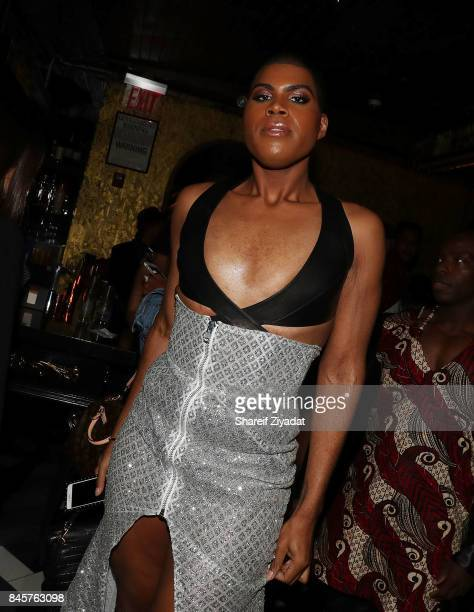Earvin Johnson III attends La Queen Smith After Party at 1OAK on September 10 2017 in New York City