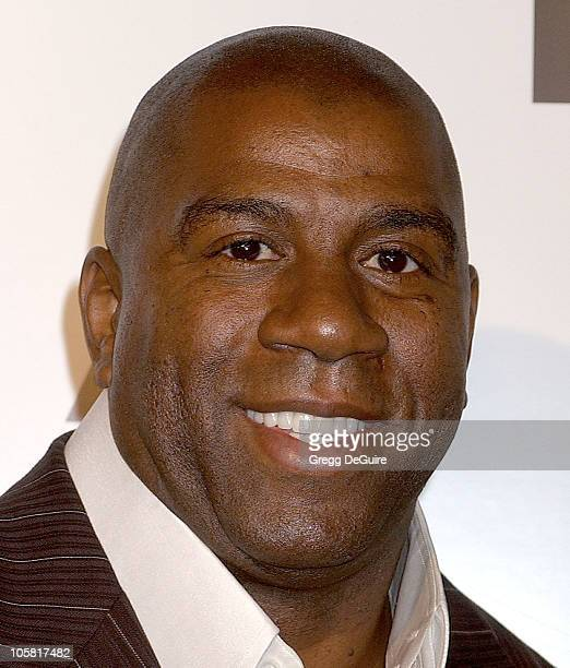 Earvin 'Magic' Johnson during 'Madea's Family Reunion' Los Angeles Premiere Arrivals at ArcLight Cinemas in Hollywood California United States