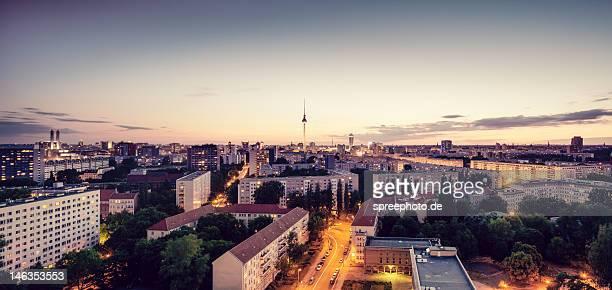 East berlin panorama