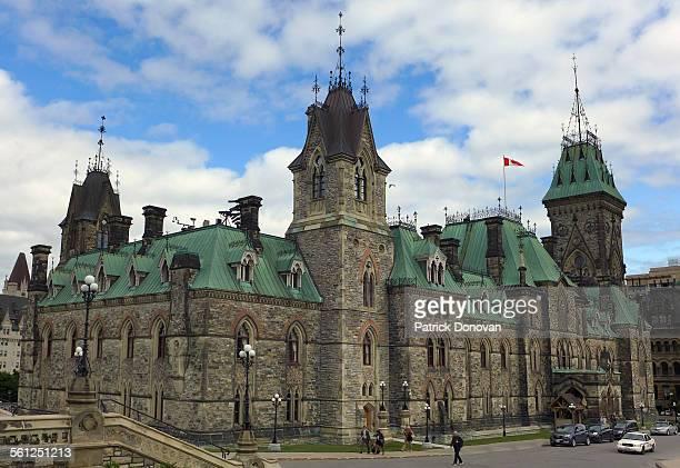East Block, Parliament Hill, Ottawa, Canada