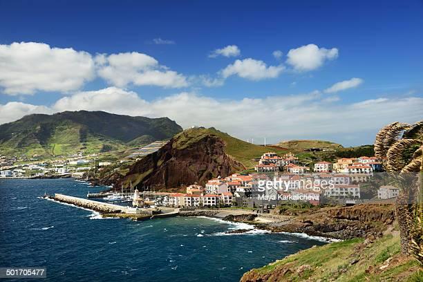 East coast of Madeira island, Portugal