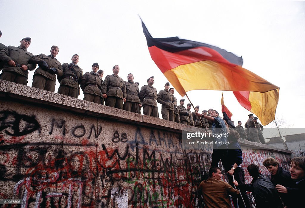 28th Anniversary of the Fall of the Berlin Wall