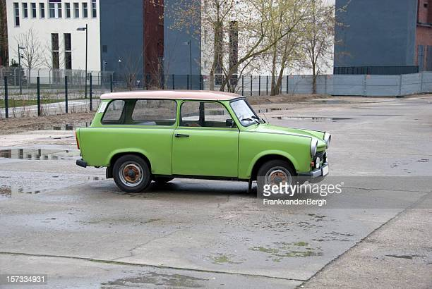 East German Trabbi