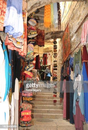 東エルサレム市場