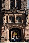 East Pyne Hall in Princeton University