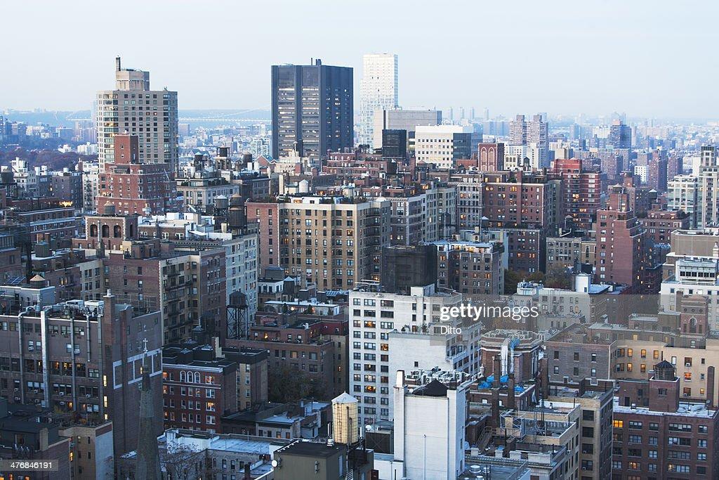 East side cityscape, Manhattan, New York City, USA : Stock Photo