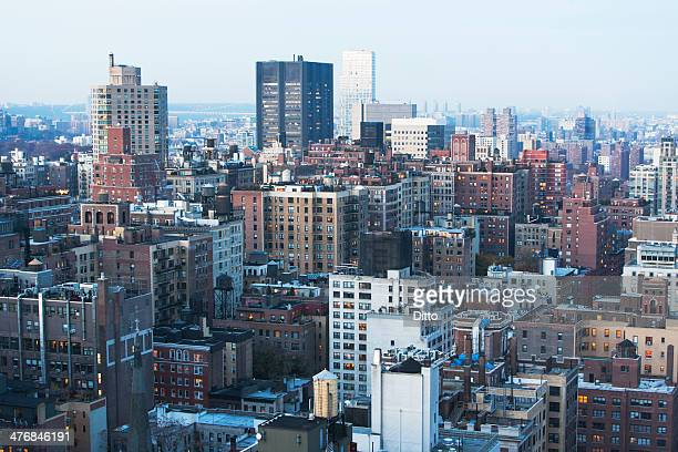 East side cityscape, Manhattan, New York City, USA