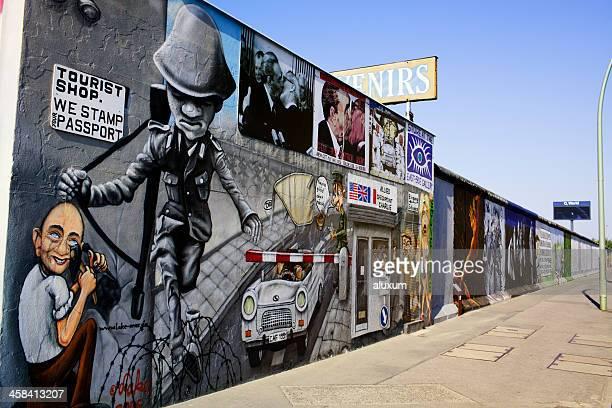 East Side Gallery/Berliner Mauer, Deutschland