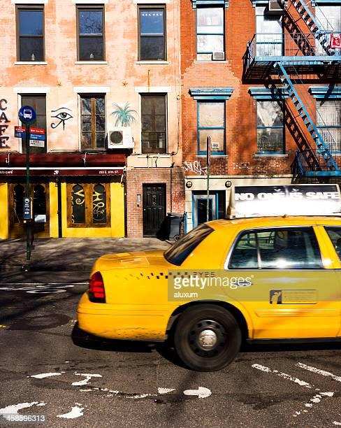 East Village 10th street New York