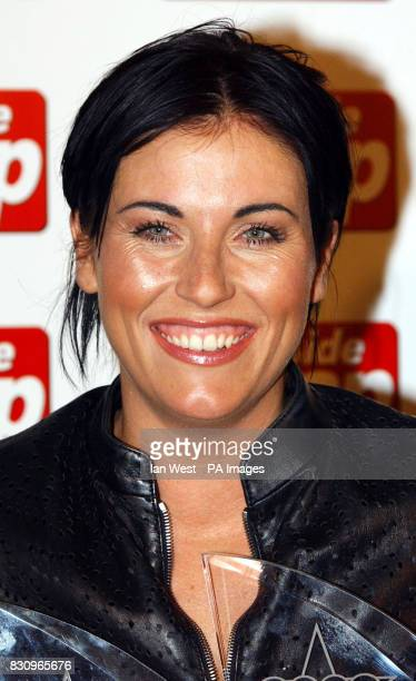 EastEnders actress Jessie Wallace attending the Inside Soap Awards Party at The Mayfair Club in London * 17/10/02 EastEnders actress Jessie Wallace...