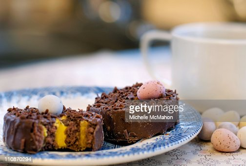 Easter cakes : Stock Photo