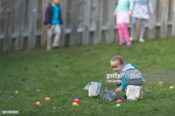 Easter egg bunny!