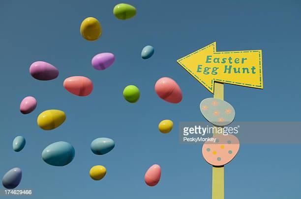 Easter Egg Hunt Airborne