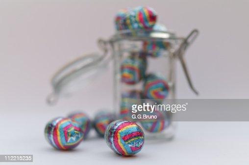 Easter Eggs : Bildbanksbilder