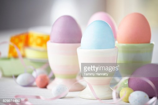 Easter Eggs : Foto de stock