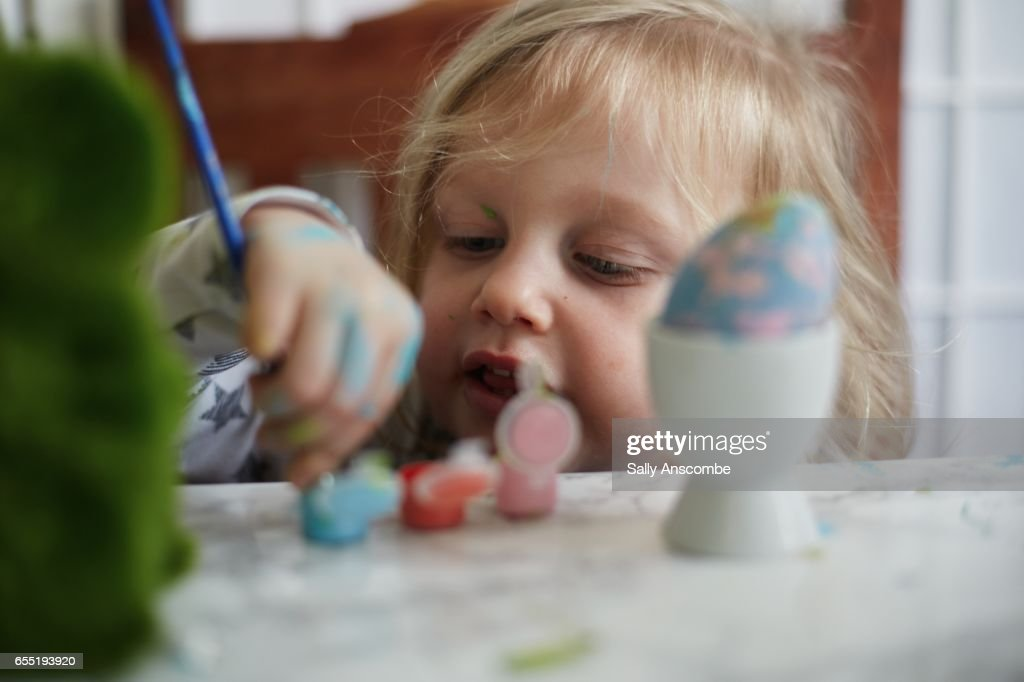Easter Holidays : Stock Photo