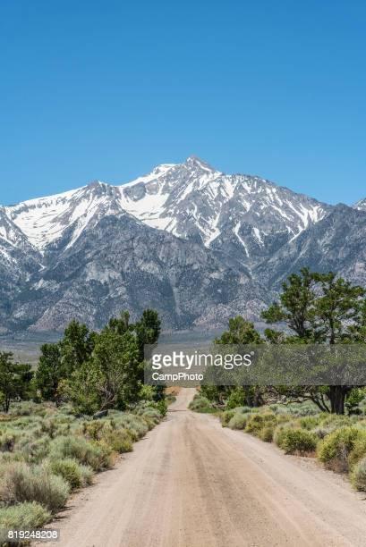 Eastern Sierra backroad