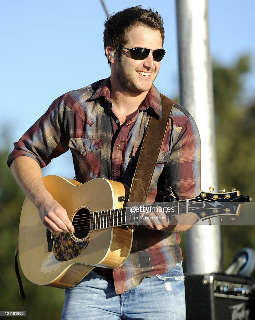 Easton Corbin performs in support of his A Little More Country Than That release at Shoreline Amphitheatre on September 15, 2010 in Mountain View, California.