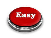 Easy Button - Red