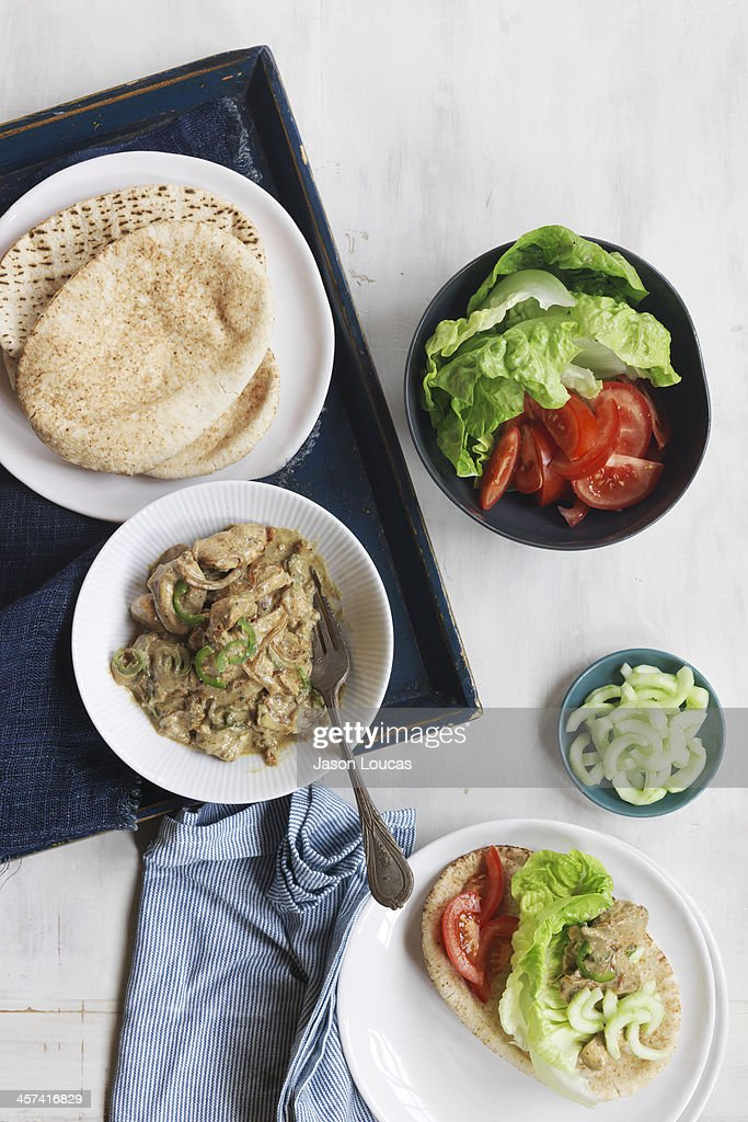 Easy Lunch : Stock Photo