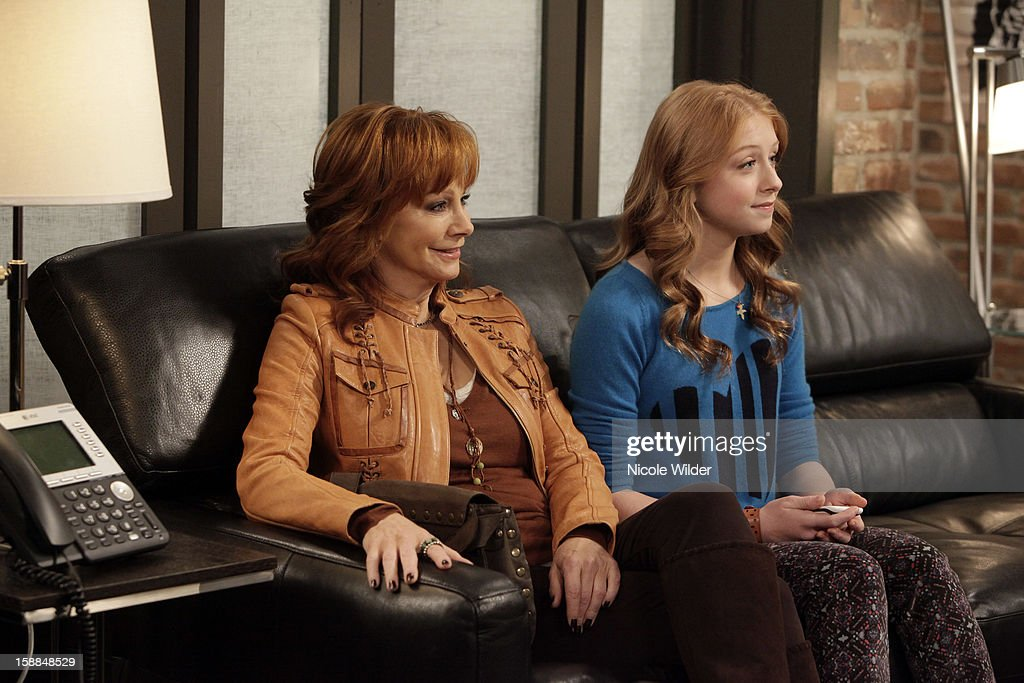 COUNTRY - 'Easy Money' - June lands that coveted meeting with Mr. Bata that Reba has been working for months to get. Meanwhile, Lillie Mae and Kim hit pay dirt when they discover Cash's innate ability to make winning horseracing picks, on 'Malibu Country,' FRIDAY, JANUARY 18 (8:31-9:00 p.m., ET) on the ABC Television Network. REBA, JULIETTE