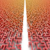 Many other labyrinths in my portfolio!