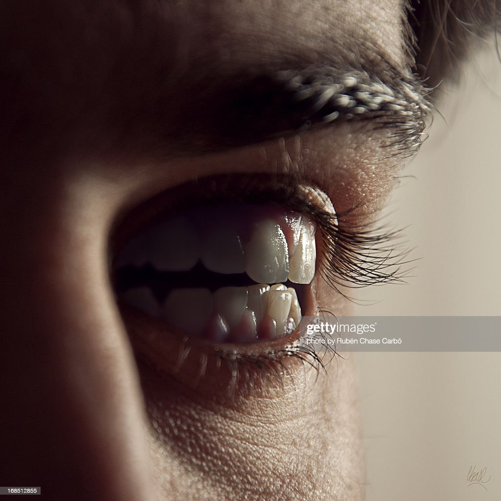how to fix eye teeth