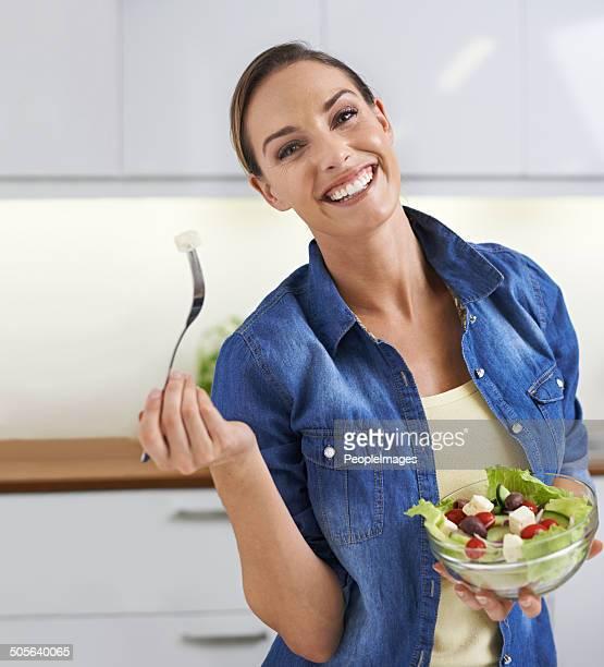 Eating fresh