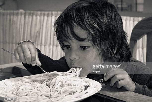 Essen spaghetti