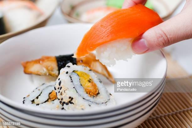 Essen-sushi