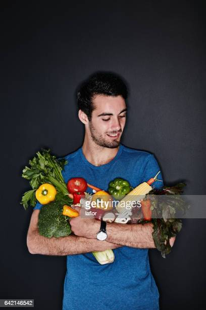 Eating well for the health of it