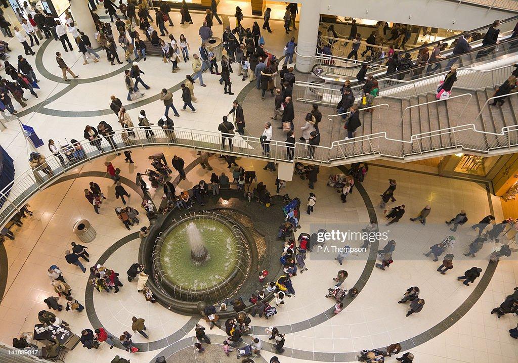 Eaton Centre, Toronto, Canada : Stock Photo