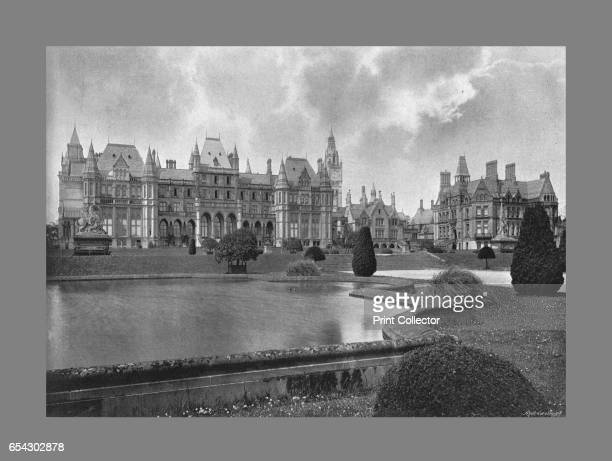 Eaton Hall c1900 Eaton Hall is the country house of the Duke of Westminster It is set within a large estate 1 mile south of the village of Eccleston...