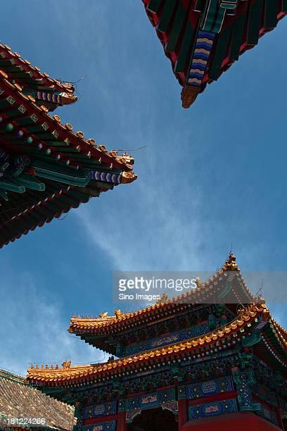 Eave tip of Beijing Imperial Academy,Guozijian
