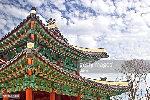 Eaves of Korea