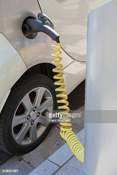 E-car loading station